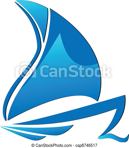jel, jelkép, csónakázik, kreatív - csp8746517