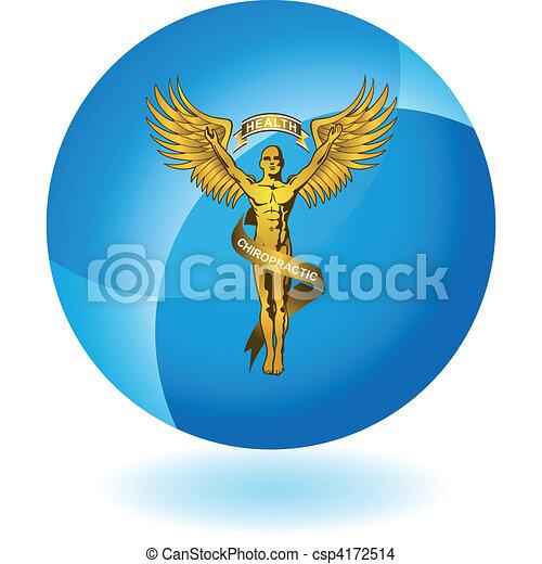 jelkép, gerinc kezelése - csp4172514