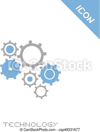 jelkép, technológia - csp49331677