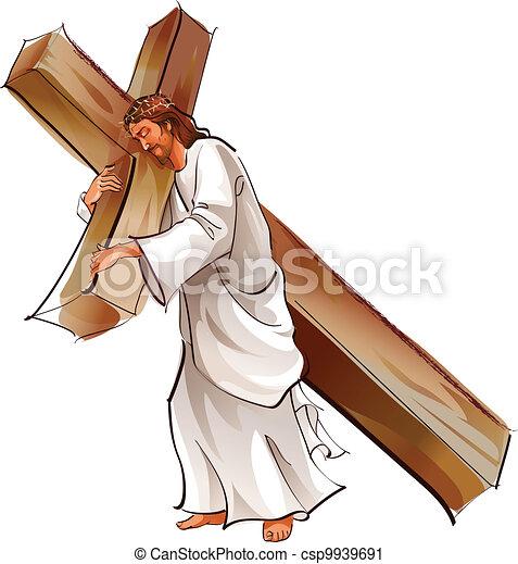 jesus christ, birtok, kereszt - csp9939691