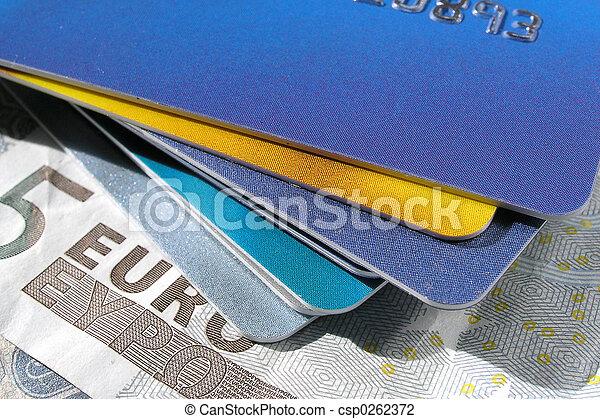 kártya, hitel - csp0262372