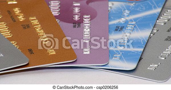 kártya, hitel - csp0206256