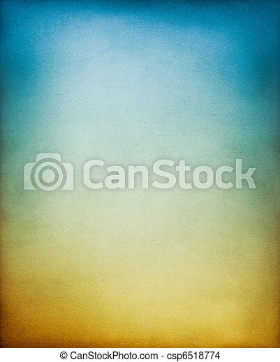 kék, barna háttér - csp6518774