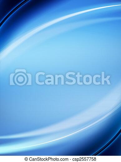 kék, elvont, háttér - csp2557758