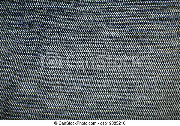 kék, farmeranyag - csp19085210