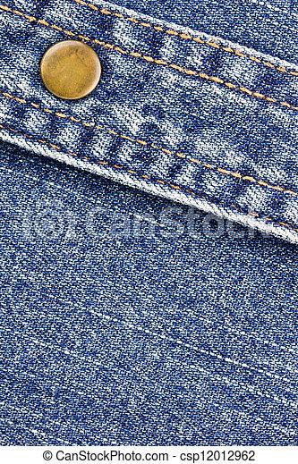 kék, farmeranyag - csp12012962