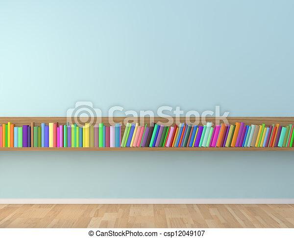 könyvtár - csp12049107