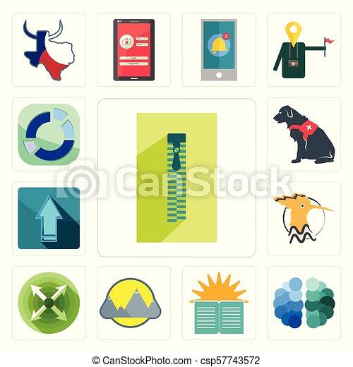körcikk, kutya, állhatatos, cipzár, szolgáltatás, izbogis, emelkedő, kiterjeszt, szabad, vasárnap, montain, agyonüt, ikonok, búbos banka - csp57743572