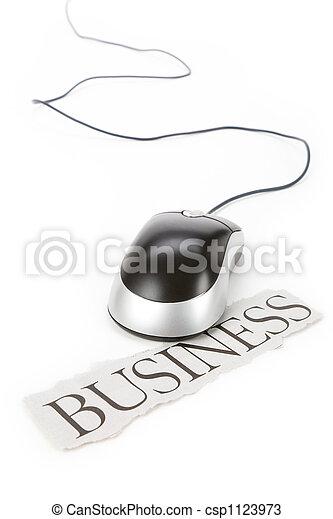 kereskedelem, elektronikus - csp1123973