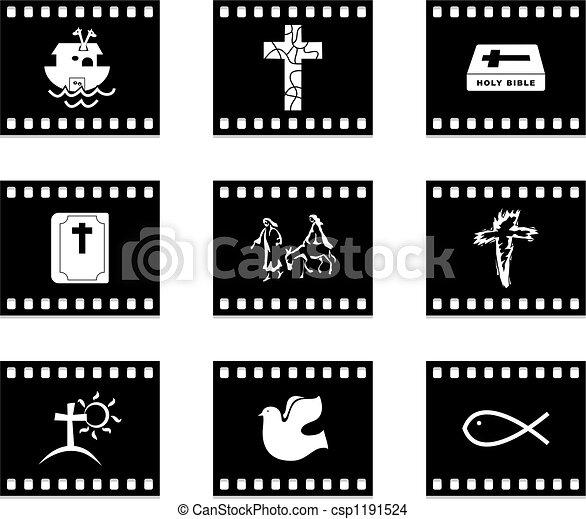 keresztény, film - csp1191524