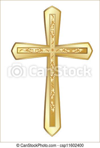 keresztény, kereszt - csp11602400