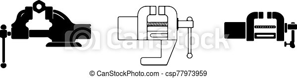 kicsapongás, white háttér, elszigetelt, ikon - csp77973959