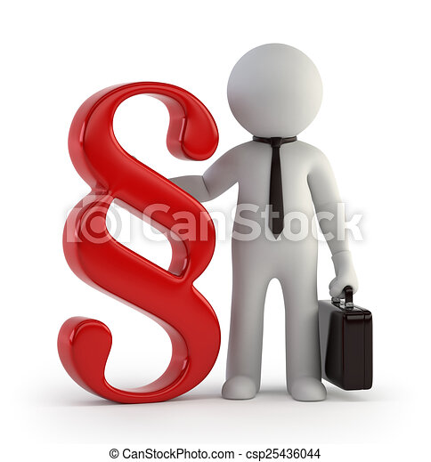 kicsi, 3, -, ügyvéd, emberek - csp25436044