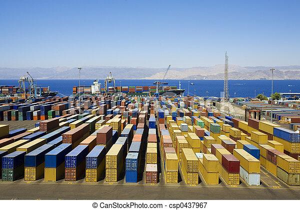 kikötő - csp0437967