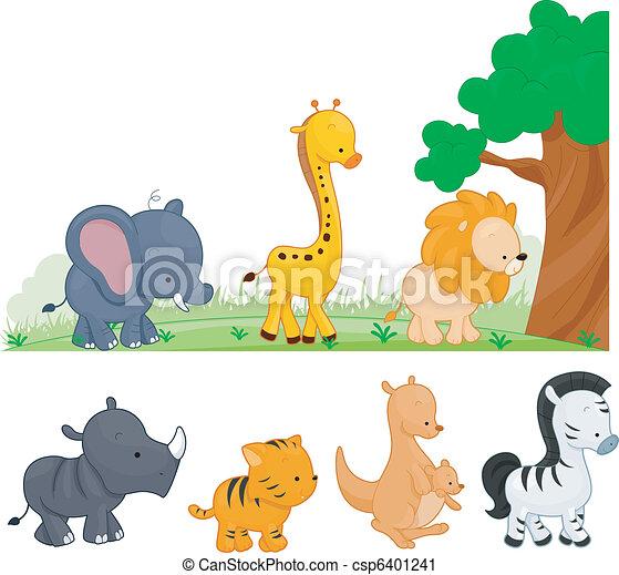 királyság, állat - csp6401241