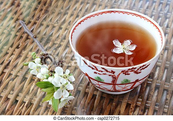 kivirul, tea - csp0272715