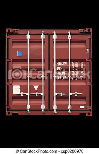 konténer - csp0280970