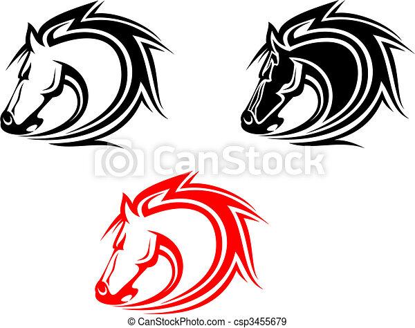 lovak, tetovál - csp3455679
