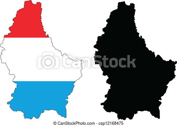 luxemburg - csp12168475