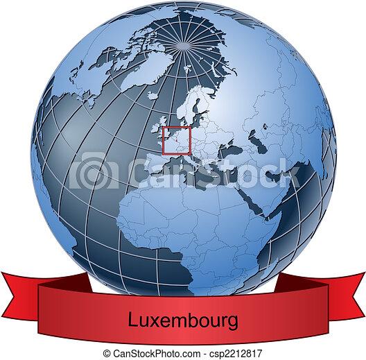 luxemburg - csp2212817