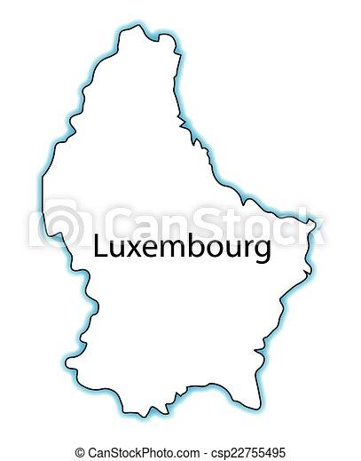 luxemburg - csp22755495