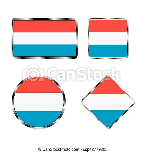 luxemburg - csp42779205