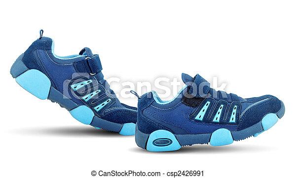 maguk, gumitalpú cipő, gyalogló - csp2426991
