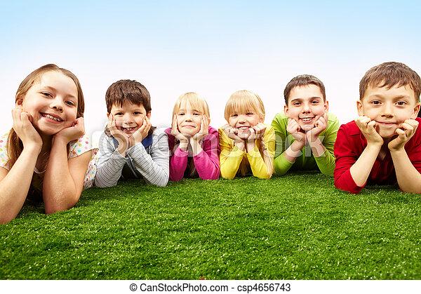 maradék, gyerekek - csp4656743
