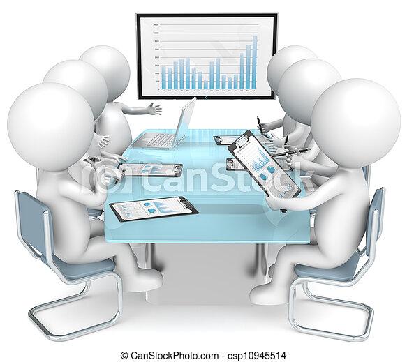 meeting., ügy - csp10945514