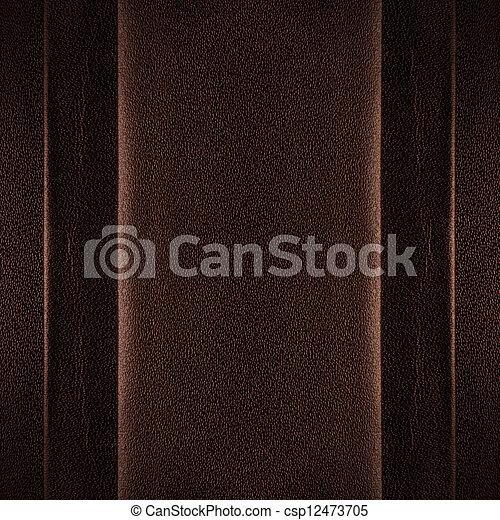 megkorbácsol, barna háttér - csp12473705