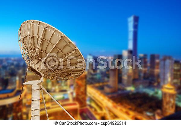 mellékbolygó, antenna - csp64926314