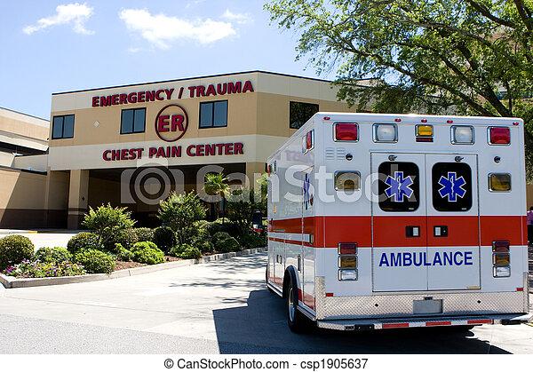 mentőautó, férfiúi lény - csp1905637