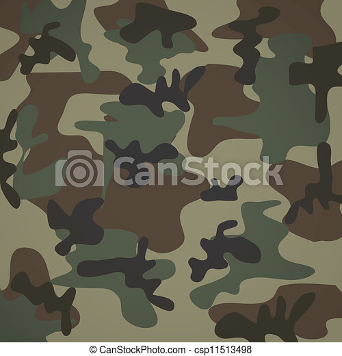 motívum, camuflage - csp11513498