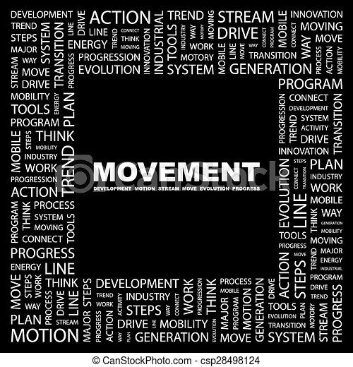movement. - csp28498124