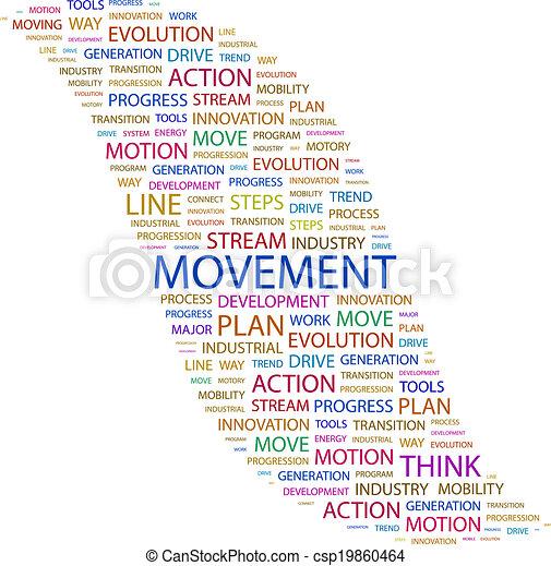 movement. - csp19860464