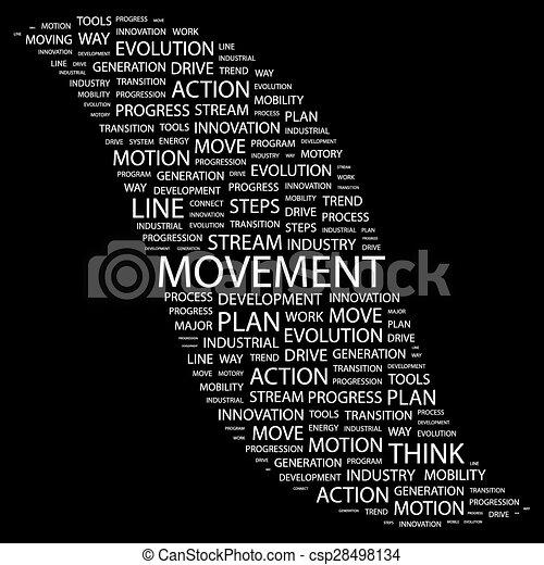 movement. - csp28498134