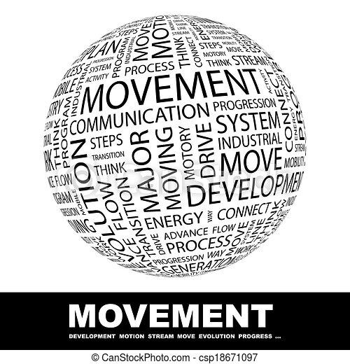 movement. - csp18671097