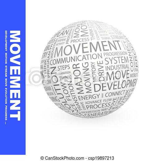 movement. - csp19897213