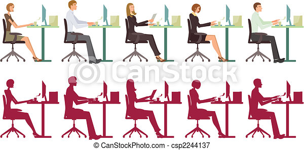 munka emberek - csp2244137
