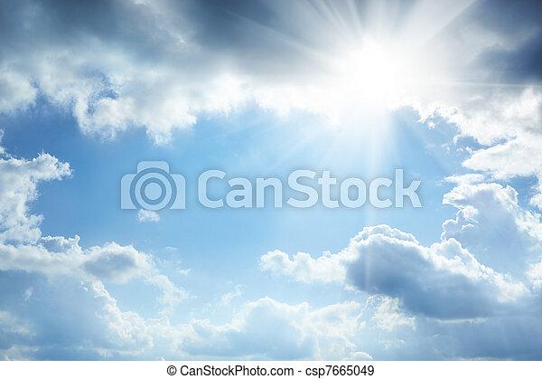 nap, elhomályosul - csp7665049