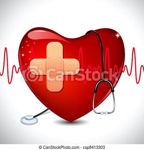orvosi, háttér - csp8413303