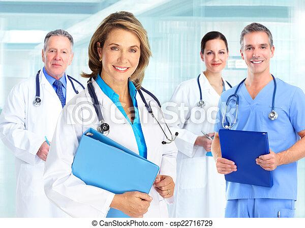 orvosi, orvosok, befog - csp22716729