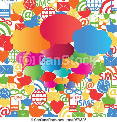 panama, beszéd, hálózat, társadalmi - csp10676525