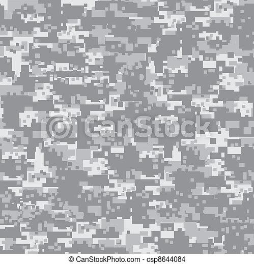 pattern., dezertál, álcáz, seamless - csp8644084