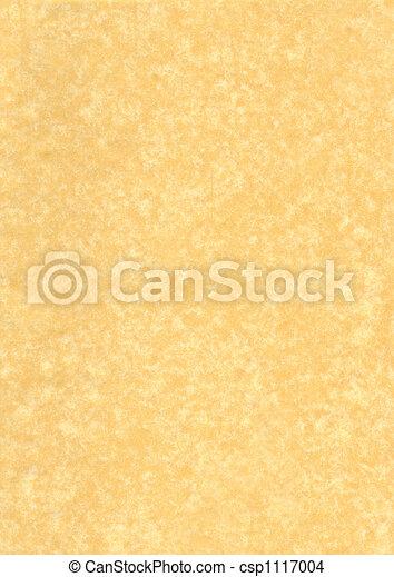 pergament - csp1117004