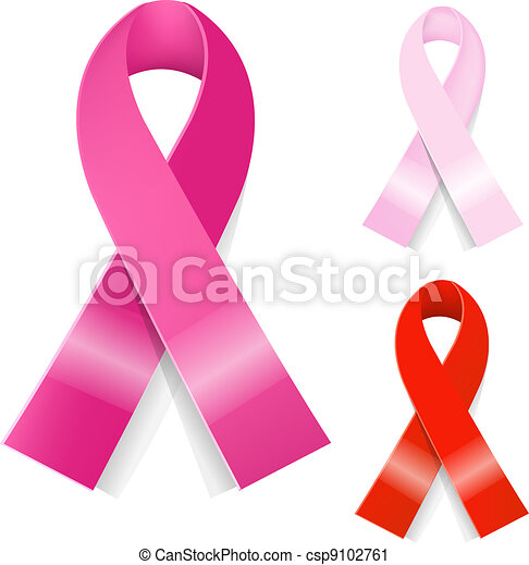rák, mell, szalag - csp9102761