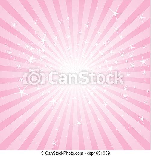 rózsaszínű, csillag vonal, elvont - csp4651059