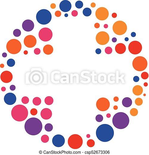 rendkívüli, színes, aláír, elvont, kereszt, gyógyszertár, plusz, ikon, ikon - csp52673306