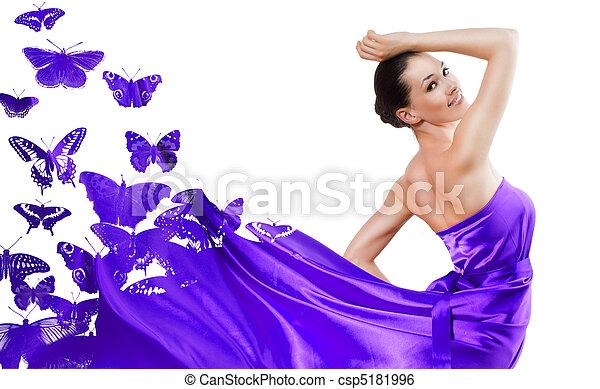 ruha, hosszú - csp5181996