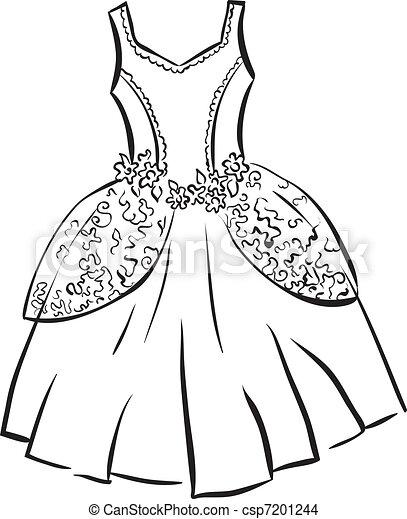 ruha, retro - csp7201244